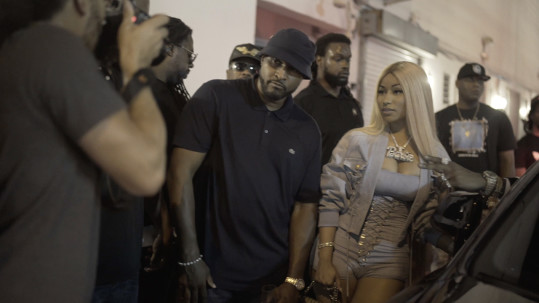 Nicki Minaj, Future & Young Thug El Clásico Miami After Party at STORY